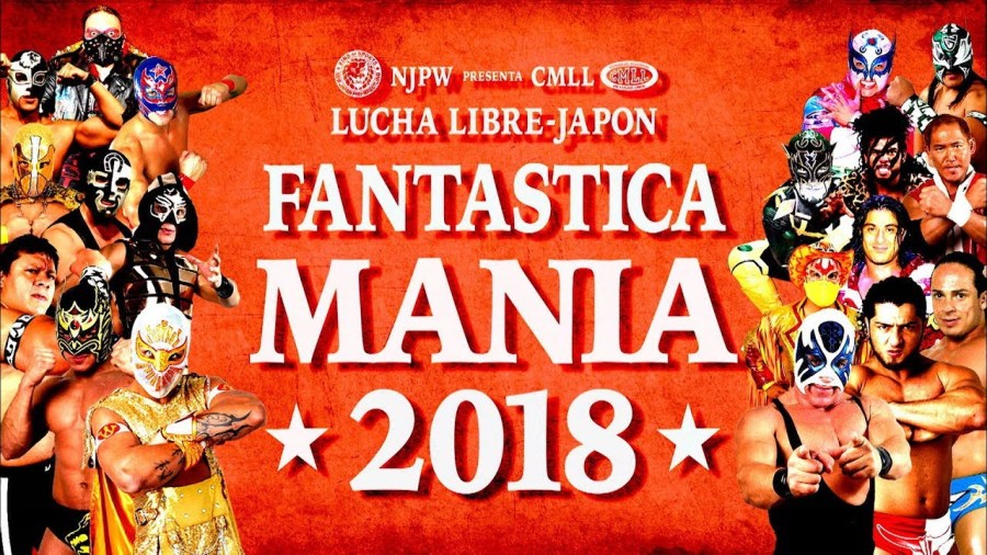 Fantastica Mania 2018